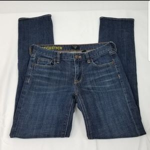 *2 for $20* J. Crew Matchstick Jeans